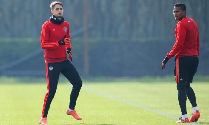 曼联伤病新闻:BELLAINI,JONES和VALENCIA都可以回报利物浦欧罗巴联赛冲突