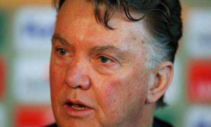 停止生活过去!Louis Van Gaal说曼联和利物浦不是欧罗巴联盟