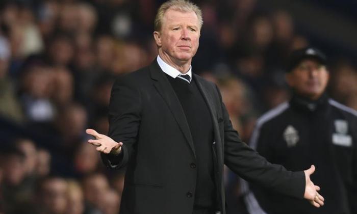 Newcastle United确认他们已经解雇了Steve McClaren担任经理