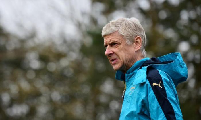 """巴塞罗那老板Luis Enrique:阿森纳的阿尔森温格是""""一个非常好的教练""""和一个""""选择的教练"""""""
