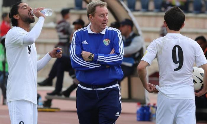 """""""没有一个球员会说英语!""""  - 哈里雷德克纳普接管作为约旦老板和8-0首亮相胜利"""